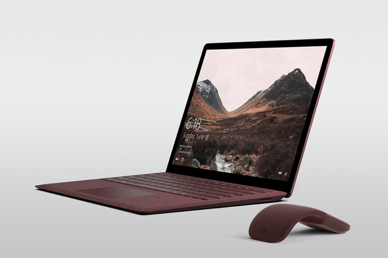 Surface brings the best of hardware and software together to empower people to bring ideas to life.
