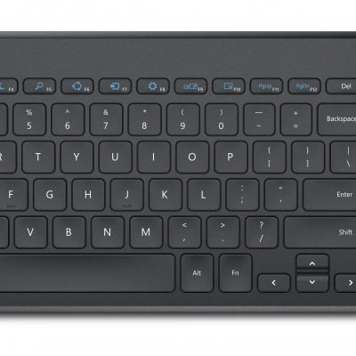Keyboard: All-in-One Media Keyboard von Microsoft