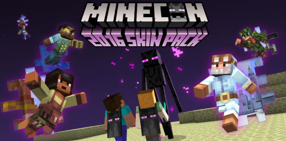 Limited Edition Minecraft Skins The Best Games To Download This Week
