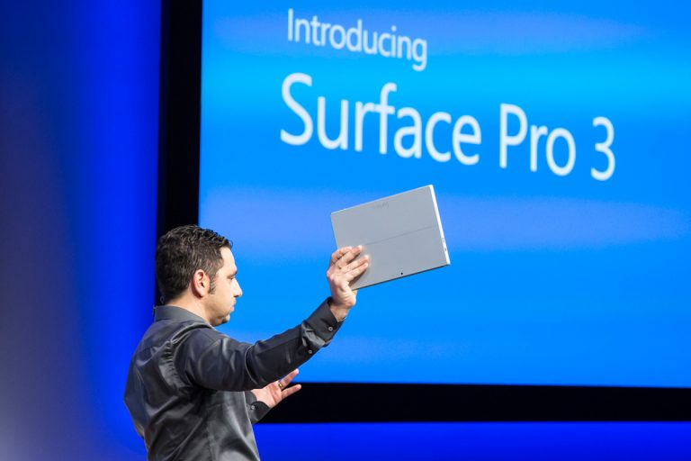 Surface Pro 3 is released